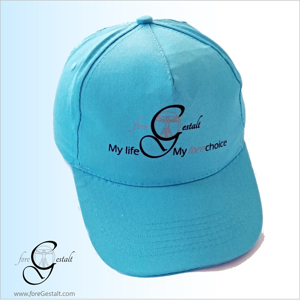 foreGestalt - Baseball Cap with slogan