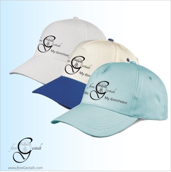 foreGestalt - Baseball Caps with slogan